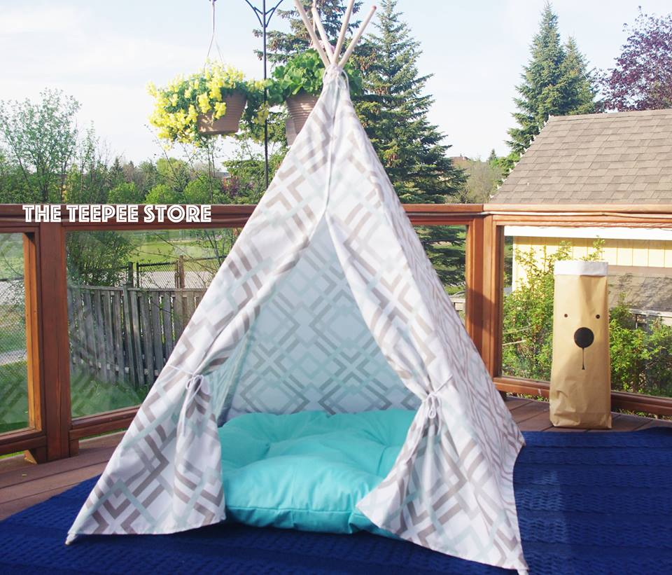 WIN A TEEPEE CONTEST