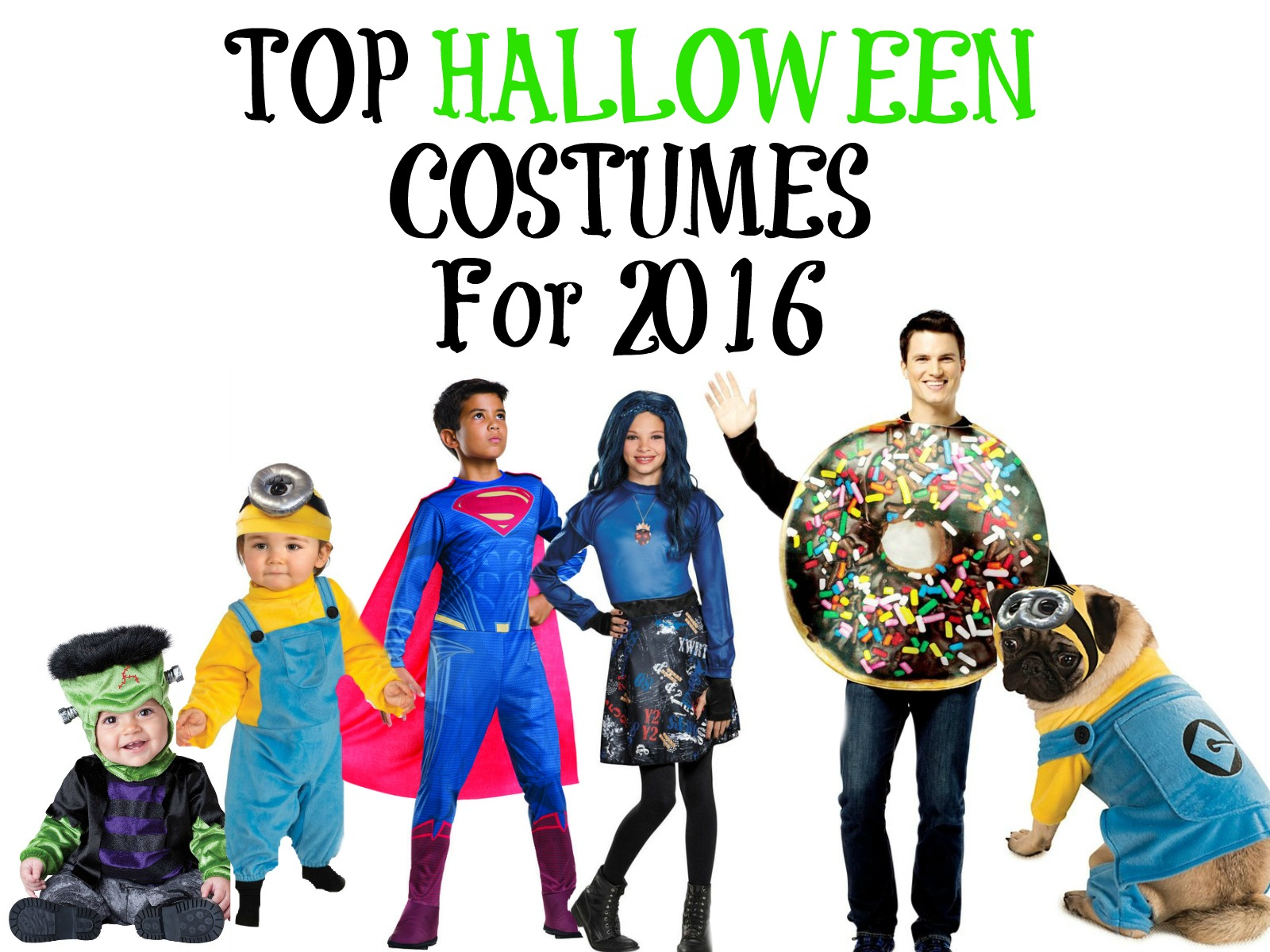 Top Costumes of 2016
