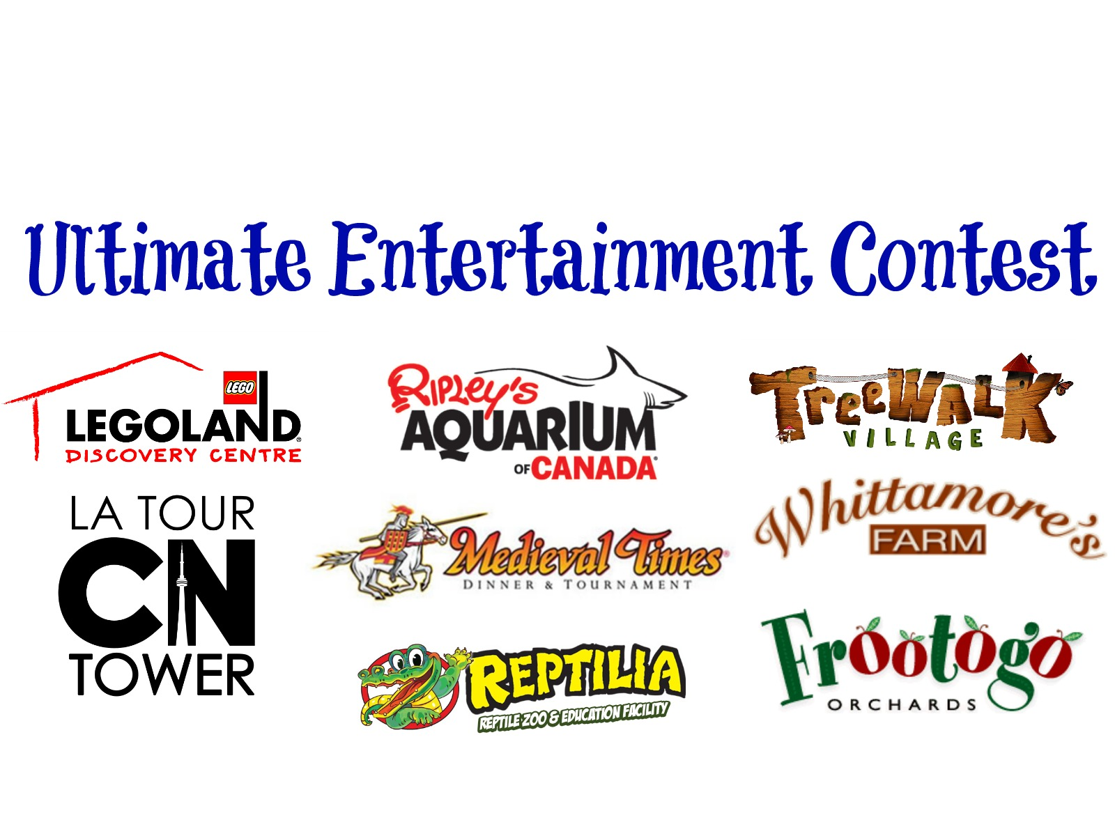 ULTIMATE ATTRACTIONS CONTEST
