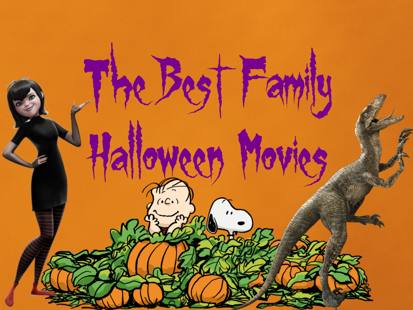 The Best Family Halloween Movies