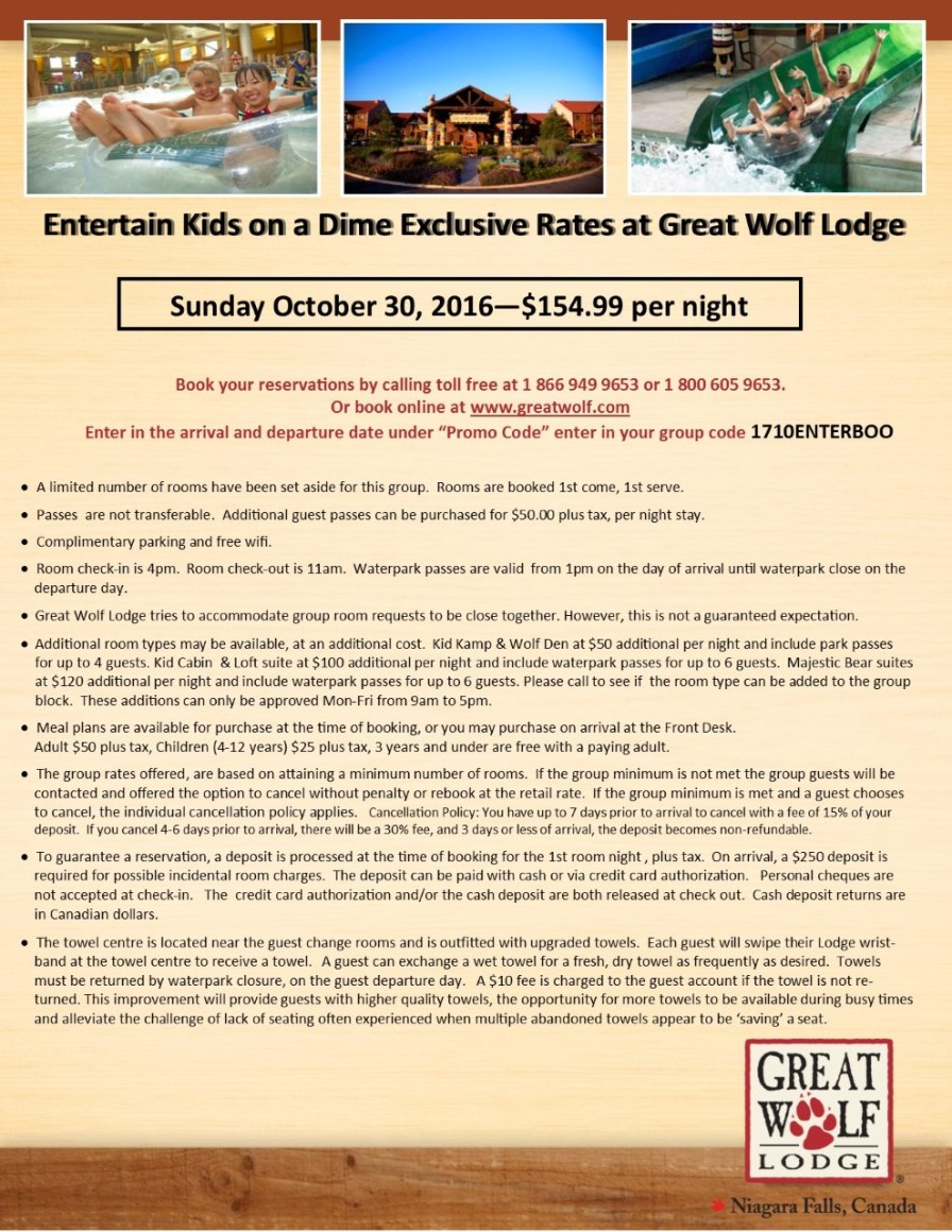 thumbnail_entertain-kids-on-a-dime-booking-information-for-october-30%2c-2016-at-great-wolf-lodge