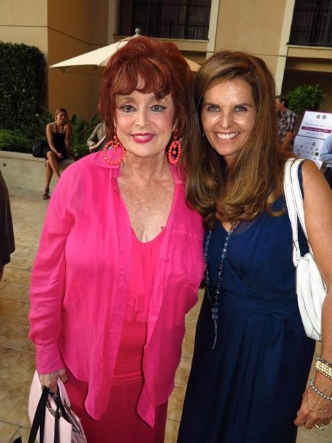 Marci & Maria Shriver at Best Buddies Event