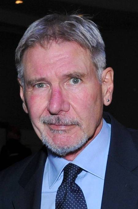 Presenter Harrison Ford