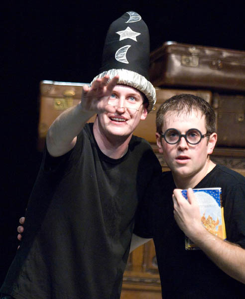Potted Potter-The Un authorised Harry Experience. Photo by Geraint Lewis