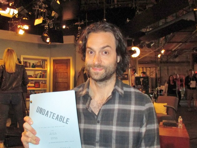 Chris D'Elia (photo by Margie Barron)