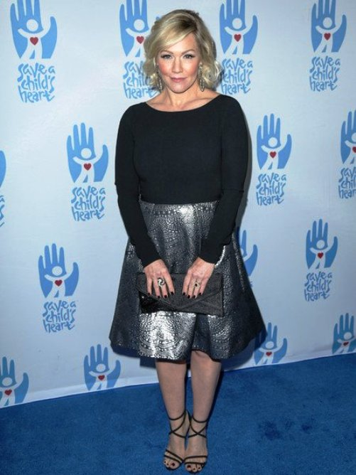Actress Jennie Garth honored by Save A Child's Heart