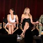 "NBC's ""America's Got Talent"" judges Howie, Mel B, Heidi and host Nick Cannon. (Photo: Chris Haston/NBC)"
