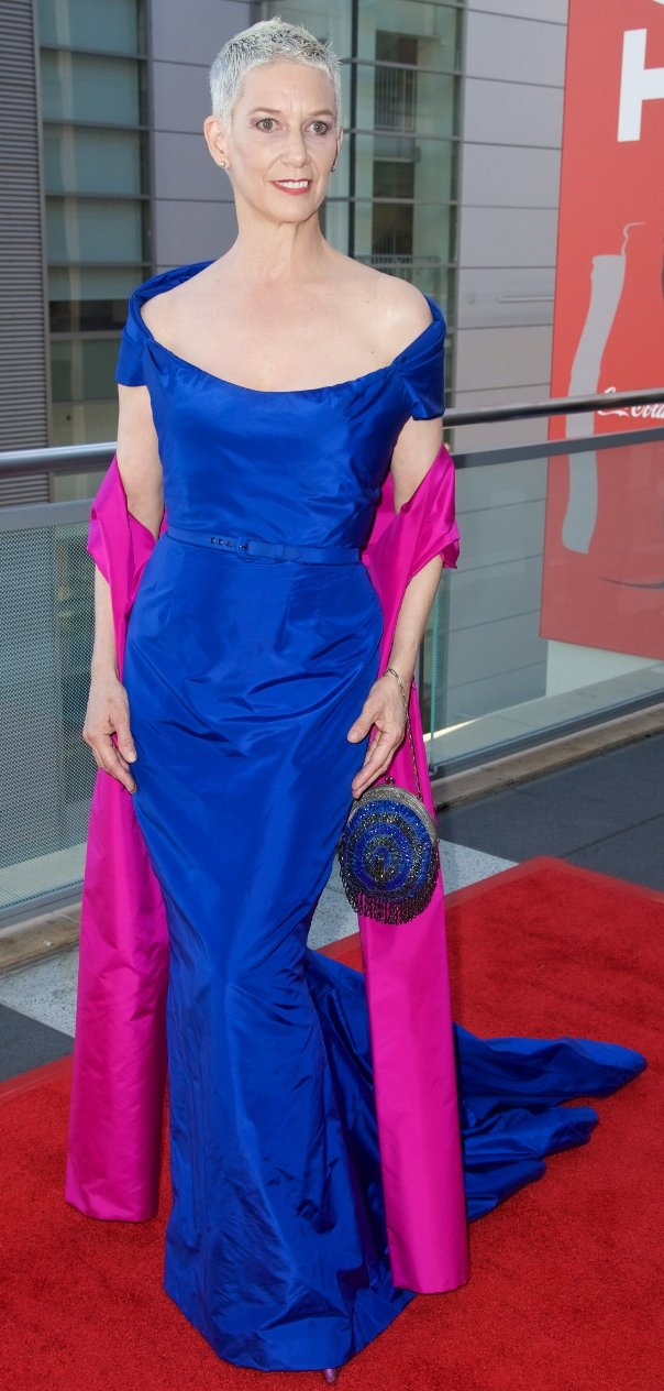 Patricia Ward Kelly at Dizzy Feet (Photo Credit: Earl Gibson, Getty Images)