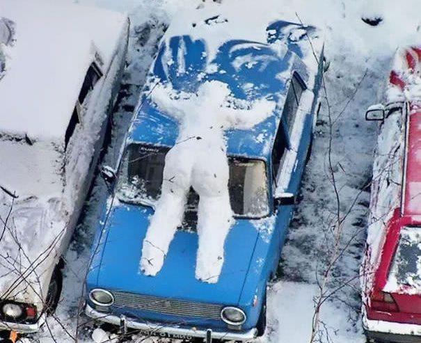 20-most-creative-snowmen-of-2016