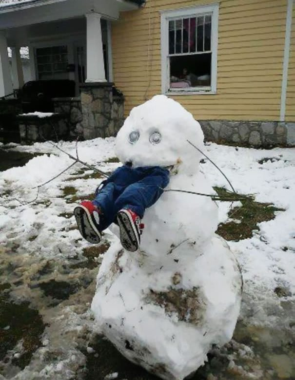 23-most-creative-snowmen-of-2016