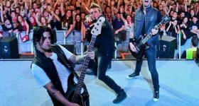 Papa Roach en Argentina 2013: Precios y entradas en venta