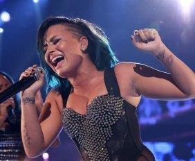 Demi Lovato Auditorio Telmex