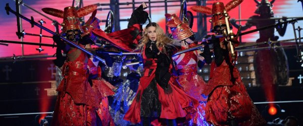 Madonna Rebel Heart Tour DVD