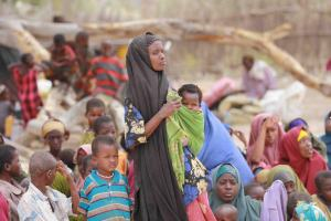 Refugiados malienses. / UN-Photo