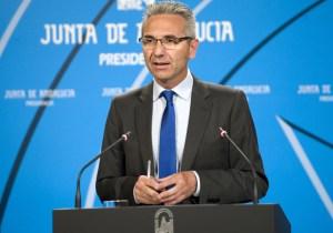 Portavoz de la Junta de Andalucía. / J.A