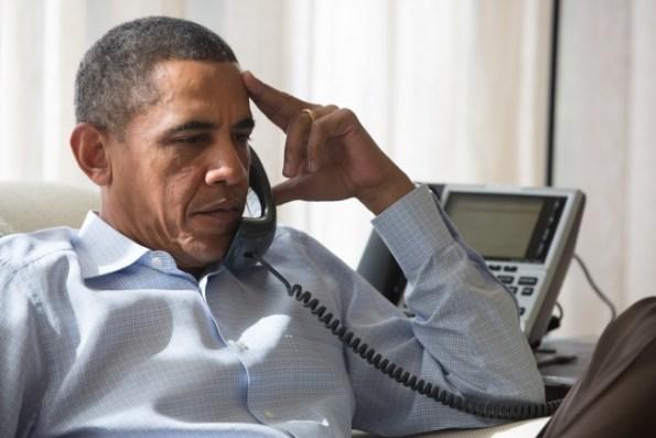 El presidente de los EEUU, Barack Obama, en el despacho oval. / whitehouse.gov