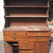This Weekend's Find:  Rock Maple Hutch