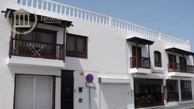 Calle Teide . Puerto del Carmen