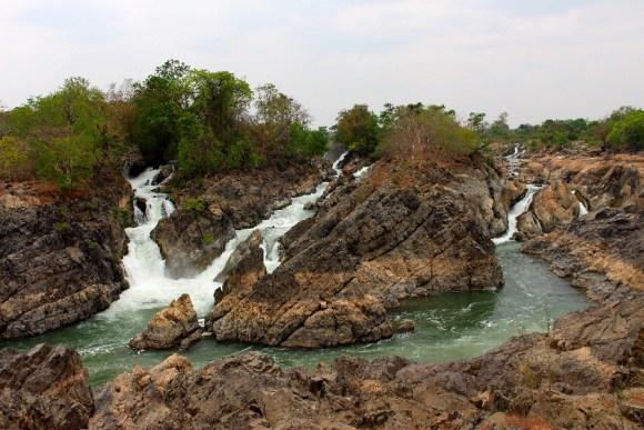 Les cascades de Li Phy.