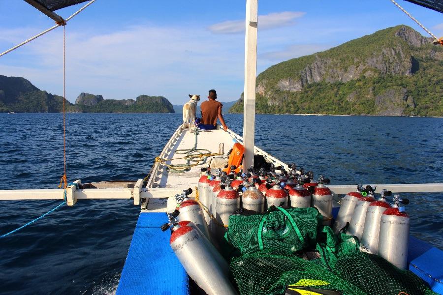 bangka-plongee-palawan