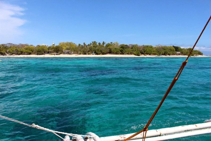 La belle île de Balicasag.