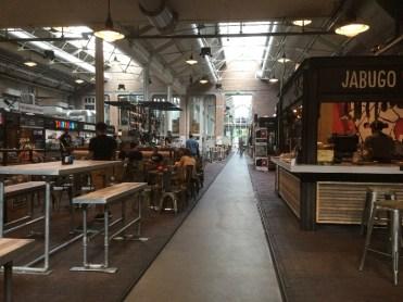 Le foodcourt De Hallen