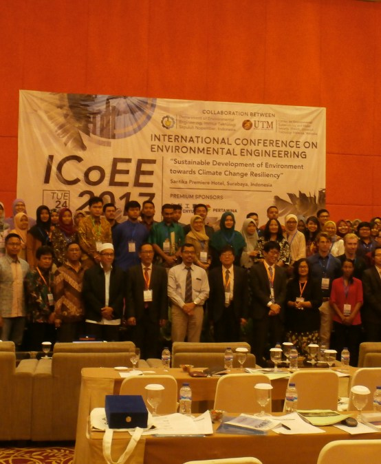 The 5th International Conference on Environmental Engneering 2017 (ICoEE2017)