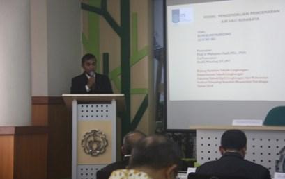 Sidang terbuka promosi Doktoral Elmi Sumiyarsono