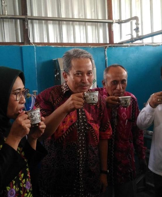 ITS Bangun Instalasi Pengolahan Air Minum di Balikpapan