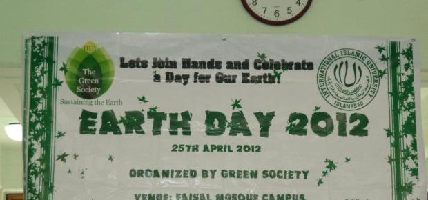 Earthday at iiui