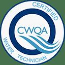 CWQA Certified Water Technician