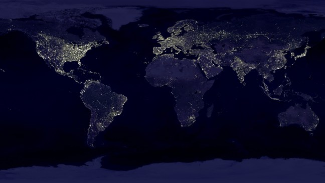 Good Light Earth