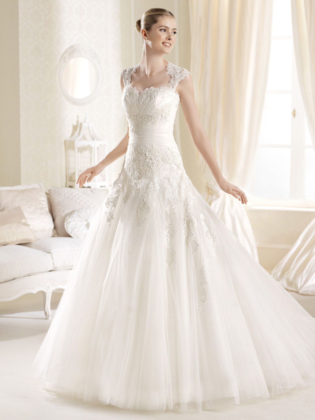 lace a line wedding dresses with cap sleeves wedding dress cap sleeves lace a line wedding dresses with cap sleeves