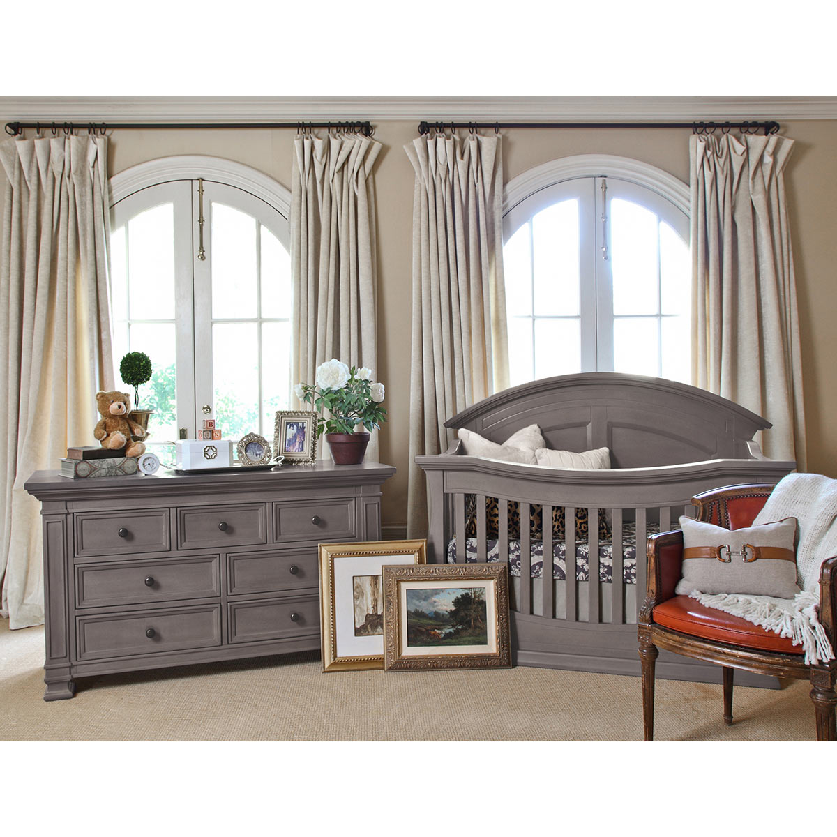 Upscale Toddler Bed Washed Grey Free Shipping Million Dollar Baby Classic Wakefield Crib Toddler Bedconversion Kit Million Dollar Baby Classic Wakefield Crib baby Million Dollar Baby Crib