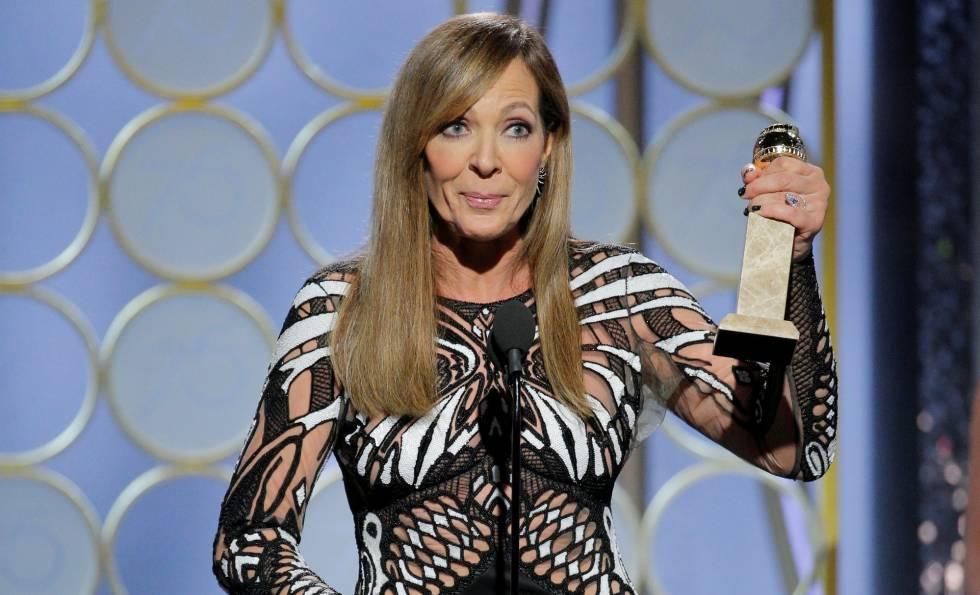 Allison Janney se hace con el premio a mejor secundaria por su madre de 'Yo, Tonya'.