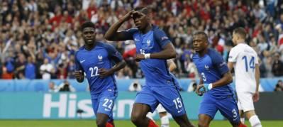 Resultado: França goleia a Islândia e se classifica para a semifinal da Eurocopa | Esportes | EL ...