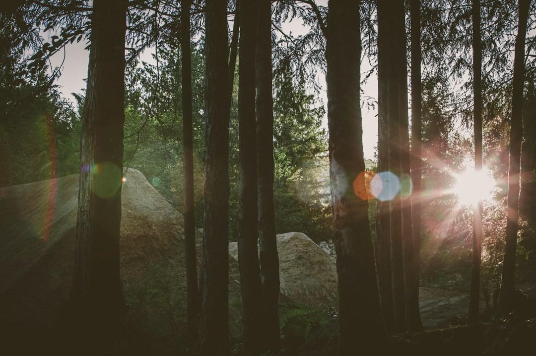 SRAM presents The Backwoods. Coming soon