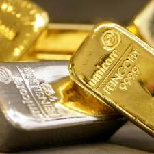 gold silver palladium
