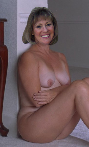 chubby mature naked women