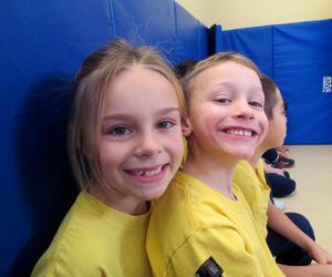 elementary school selfies