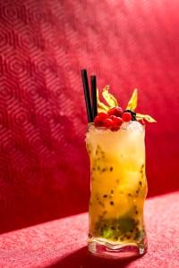 Maracuja cocktail