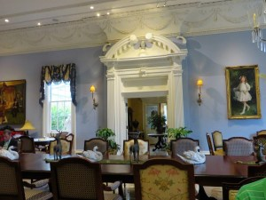 Carriage House Dining Room.