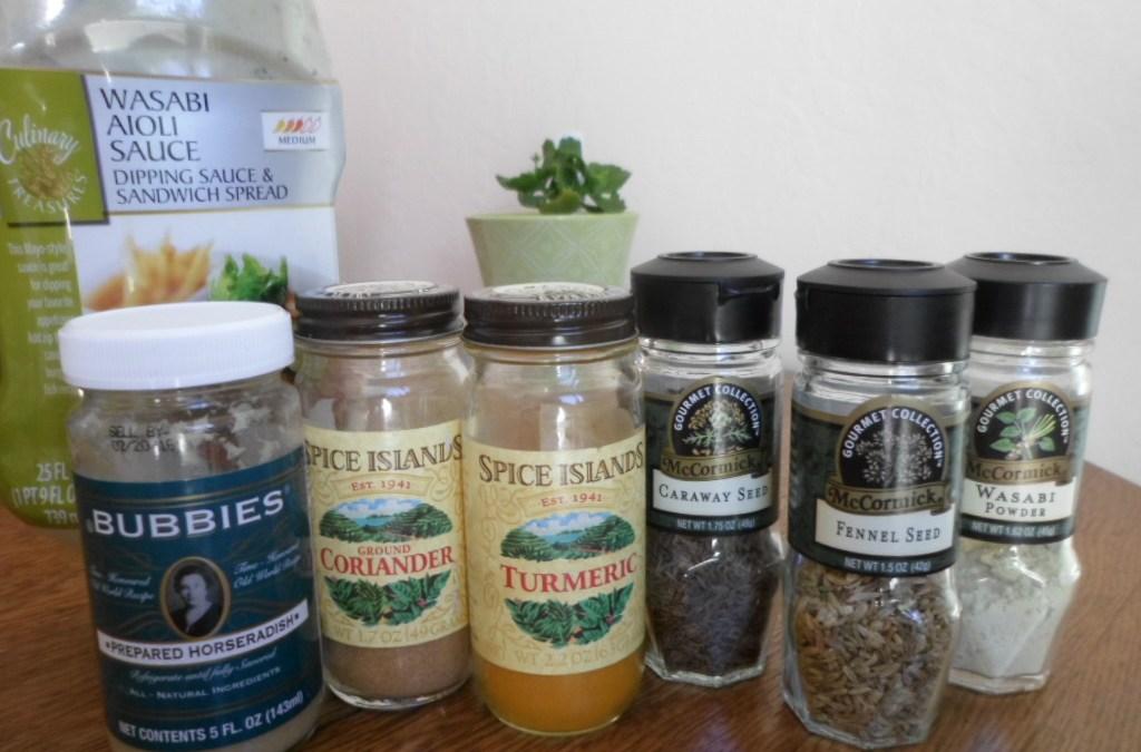 Spices for Salt