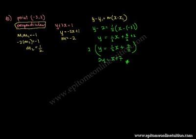Chapter 3 – Quadratic Functions