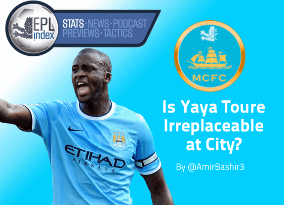 Toure Irreplaceable