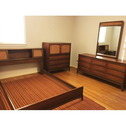 Medium Crop Of Mid Century Modern Bed