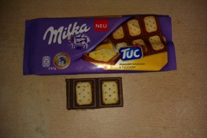 Milka-TUC vorne
