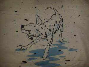 waschechter Hund