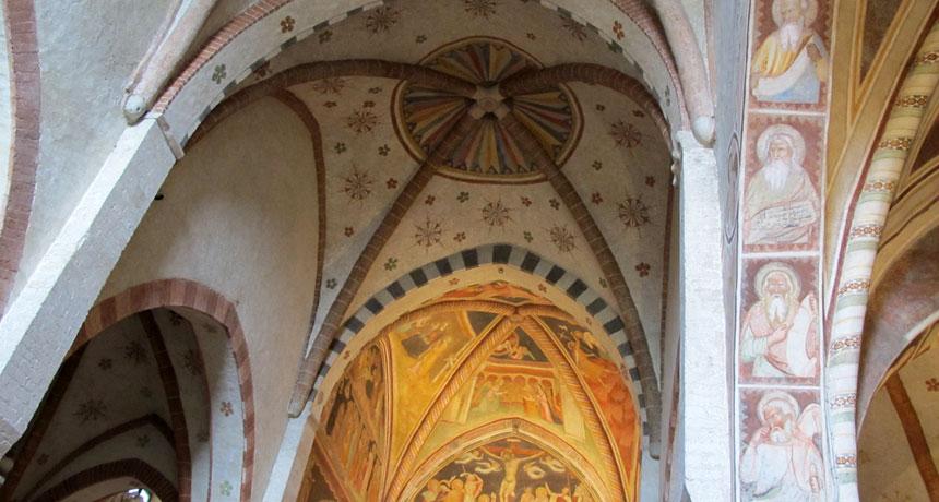 Gita fuori porta da Milano: l'Abbazia di Viboldone