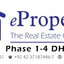 DHA Lahore Phase 1 to 4 Plots & Houses for Sale